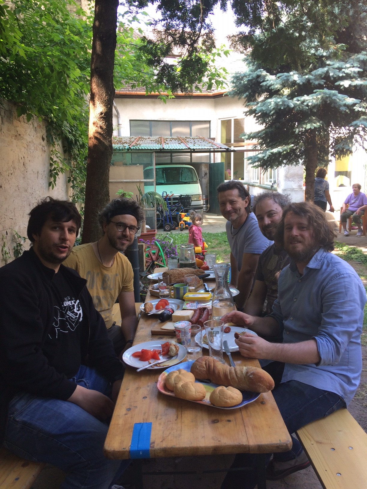 Bazi nagy olasz-magyar reggeli