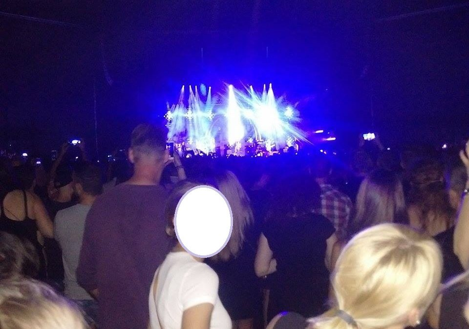 Alem da Lemda - Lenny Kravitz koncert